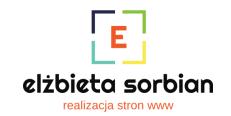 Elżbieta Sorbian – realizacja stron www